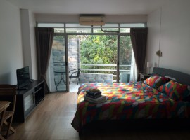 One bedroom apartment in the heart of downtown Chiang Rai.