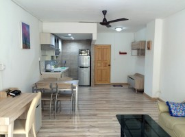Two room apartment in central location.