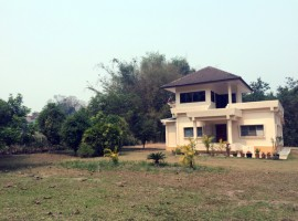 Three bedroom, two storey house in WiangChai.