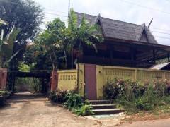House for rent and for sale in Chiang Rai: 1 Rai, 3 Bedrooms, Doi Hang.