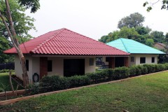 House for rent in Chiang Rai: Quiet, good value house for rent in Doi Hang.