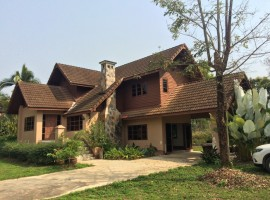 The perfect Chiang Rai house for both summer and winter.