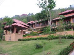 House for Sale in Chiang Rai: Resort style house near Central