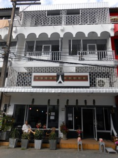 ฺOffice home in Chiang rai for sale: 4 Storey, 11.5 Mil THB, City Center.