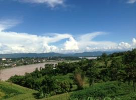 Land for sale in Chiang Rai: 34 Rai in Chiang Khong