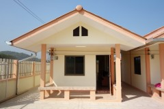Bungalows for sale in Chiang rai: Cheap and affordable near University.