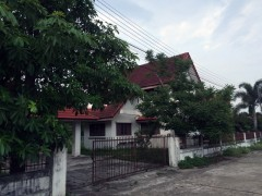 House for rent in Chiang rai: Good size house near Bus Station.