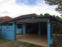 House for sale in Chiang Rai: Small house on Buffalo Hill