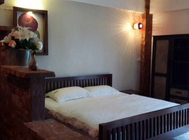 Short term stay in Chiang Rai: Serviced Apartment in Town