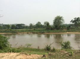 Land for sale in Chiang Rai:  26 rai 3 ngan (Kok river)