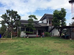 House for rent in Chiang rai: 2 Bedrooms, 15,000 Bath. Buffalo Hill.