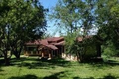House for rent in Chiang rai: 2 Bedrooms, 18,000 Baht per month, Mae Yao, Chiangrai.