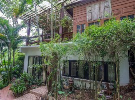 House for rent in Chiang rai: 1 Bedroom, Mae Yao, 5,000 THB.
