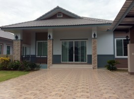 House for rent in Chiang rai: 3 Bedroom, 18000 THB, Rop Wiang.