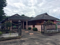 House for sale in Chiang rai: 100 Tarangwa, Mae Yao.