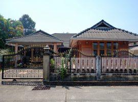 บ้านให้เช่าในตำบลแม่ยาว เชียงราย: เนื้อที่ 100 ตรว., 3 ห้องนอน, 12,000 บาท/เดือน