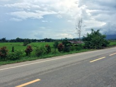 Land for sale in Chiang rai: One Rai, 930,000THB, Mae Lao.