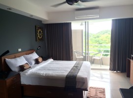Apartment for rent in Chiang rai: 35 Sqm. 10,000 THB per month, City Center.