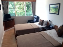 Short term stay in Chiang rai: Daily rate 300 Baht.