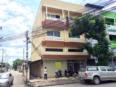 Commercial Building for sale in Chiang rai: 3 1/2 Fl., 40 Tarangwa, City Center.