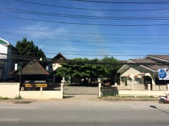 Commercial Building for rent in Chiang rai: 25 rooms on Highway 1, Ban Du.