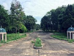 Land for sale in Chiang rai: 58 Rai, 63 Mil, Khon Kon waterfall.