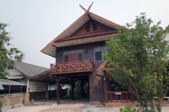 House for rent in Chiang rai: 3 Bedrooms, 12,000 THB, Rop Wiang.