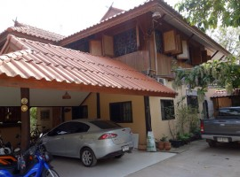 Apartment for rent in Chiang rai: 2 Bedrooms, 12,000 THB, Rop Wiang.