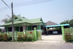 House for sale/rent in Chiang rai: 3 Bedrooms, 2.5Mil, Rob Wiang.