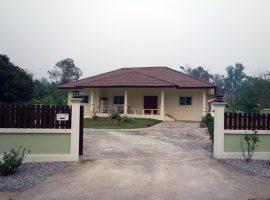 บ้านให้เช่าในตำบลแม่ยาว: เนื้อที่ 1 ไร่ 20 ตรว., 18,500 บาท/เดือน