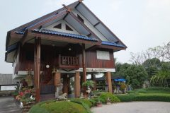 House for sale in Chiang rai: 1 Rai, 8.5 Mil, Rop Wiang.