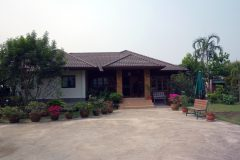 House for sale in Chiang rai: 1 Rai 3 Tarangwa, 4 Bedrooms, Rimkok.