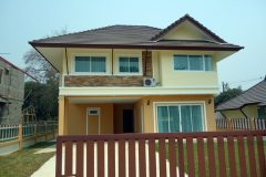House for rent in Chiang rai: 3 Bedrooms, 16,000 THB, Rop Wiang.