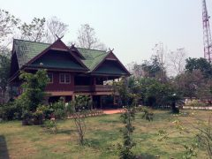Short term stay in Chiang rai: Daily and Weekly stay, Mae Kon.