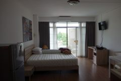 Apartment for rent/sale in Chiang rai: 33 Sqm., Studio room, City Center.
