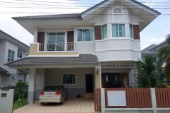 House for rent in Chiang rai: 4 Bedrooms, 23,000 THB, Rimkok.