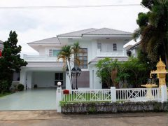 House for rent in Chiang rai: 3 Bedrooms, 20,000THB, Tha Sai.
