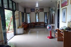 House for sale in Chiang rai: 3 Mil, 2 Ngan, 4 Bedrooms, Wiangchai.