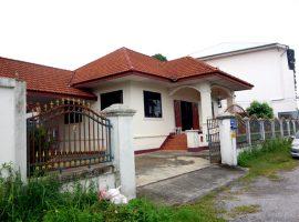 บ้านให้เช่าในตัวเมืองเชียงราย: 3 ห้องนอน, 12,000 บาท/เดือน