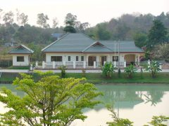 House for Rent in Chiang rai: 2Ngan 43 Tarangwa, 2 Bedrooms, Thai Sai.