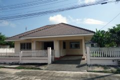 House for rent in Chiang rai: 3 Bedrooms, 10,000THB, Ropwiang.