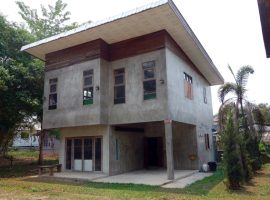House for rent in Chiang rai: 10,000 THB, 2 Bedrooms, Ropwiang.