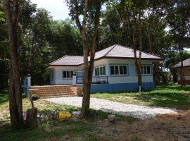 House for rent in Chiang rai : 13,000 baht per. month ,1 Large room , San sai Chiang rai