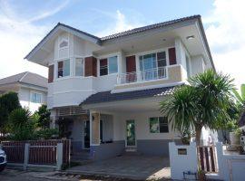 House for rent in Chiang rai : 25,000 Baht per.month Rimkok, Chiang rai