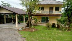 House for sale/rent in Chiangrai: 3.6 Mil, 3 Ngan 75 Tarangwa, Doi Hang.