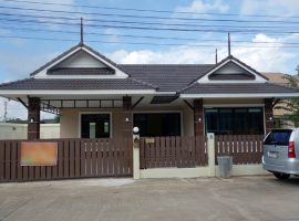 House for rent/sale in Chiang rai: 22,000 THB rent, 4.3Mil Sale, Rimkok Chiang rai.