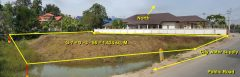 Land for sale in Chiang Rai: Plot size starting from 1-3 Ngan, Baan Melanie, Tha Sai.