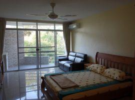 Apartment for sale in Chiang rai: Studio apt 35 Sqm. , 6th Floor, 1.3 Mil, City Center, Chiangrai