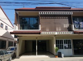 House for rent in Chiang rai: 21 Tarangwa, 6,000 Baht/month, Bandu.
