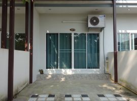 Office home for rent in Chiang Rai: 14 Tarangwa, 2 Bedroom, 8,000 Baht per. month, Rop Wiang, Chiang rai